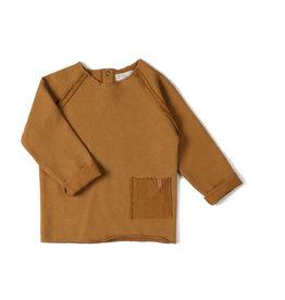 Nixnut Raw shirt Caramel