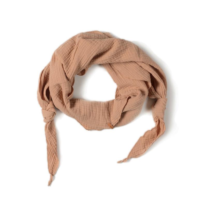 Nixnut Traingle scarf nude