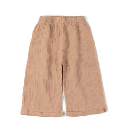 Nixnut Wide pants Nude