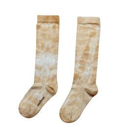 Maed for mini Socks Splotchy shrew