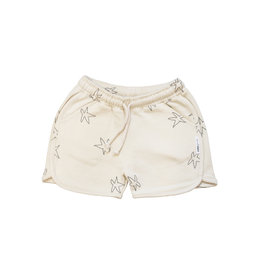Maed for mini Shorts Sandy starfish