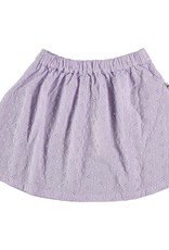 My Little Cozmo Embroidered skirt | Mauve