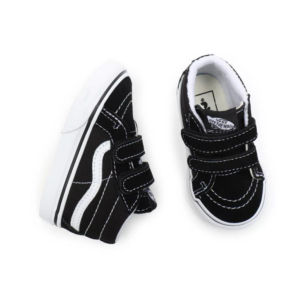 Vans TD SK8-Mid Reissue V Black/True White