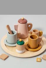 Petit Monkey Houten Tea Set