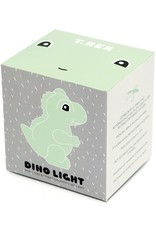 Petit Monkey Dino night light t-rex mint