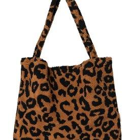 Studio Noos Teddy leopard    Brown   Limited edition