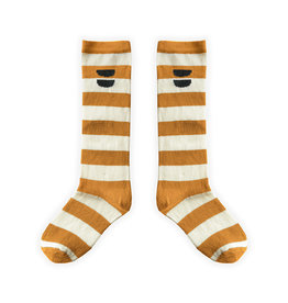 Sproet & Sprout High Sock Stripe | Dessert