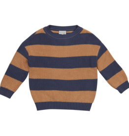 Blossom kids Knitted jumper - chuncky stripes