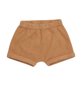 Blossom kids Terry shorts - Honey