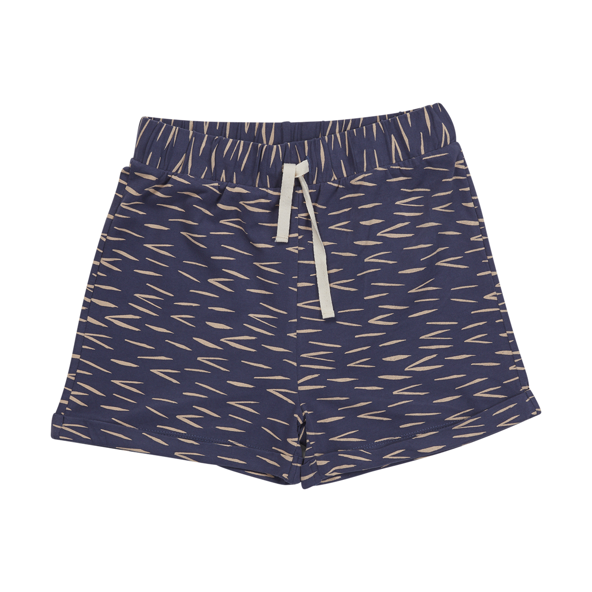 Blossom kids Shorts Zig Zag - Royal Blue