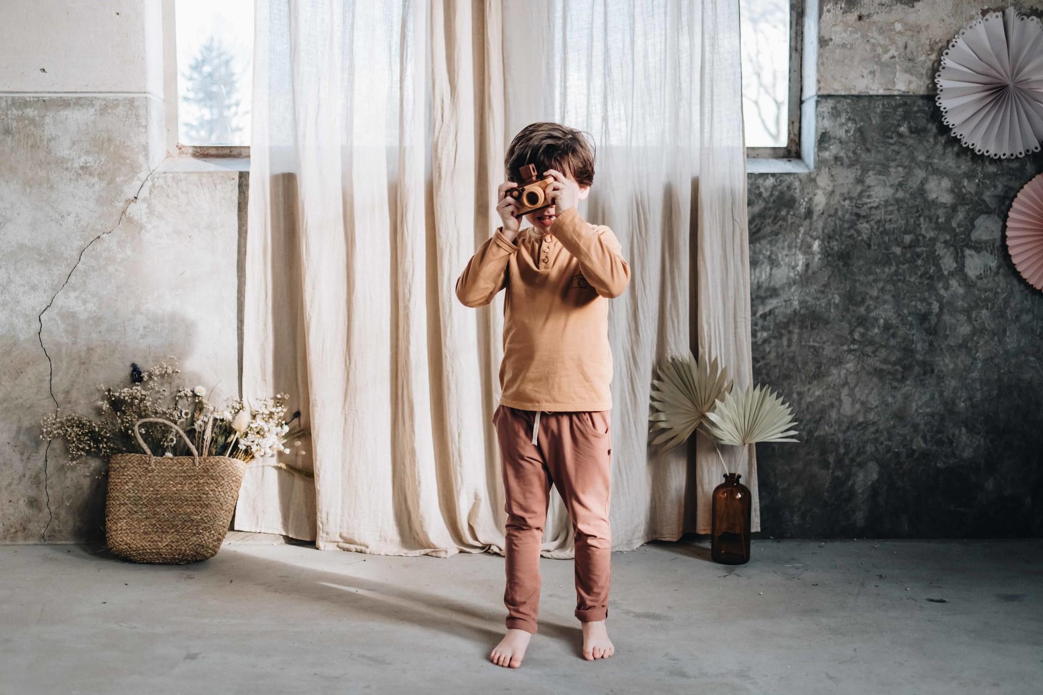 Blossom kids Long Sleeve shirt - Camera