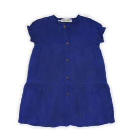 Sproet & Sprout Dress blue | Cobalt blue