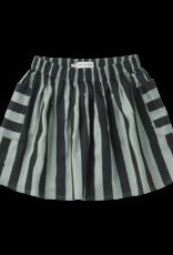 Sproet & Sprout Skirt Painted stripe | Eucalyptus