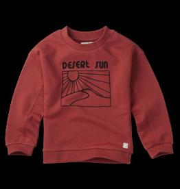Sproet & Sprout Sweatshirt Dessert Sun | Cherry red