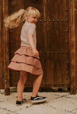 Sproet & Sprout Skirt mini check   Rose
