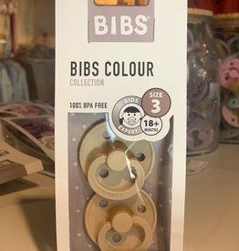 Bibs BIBS 2 pack | Vanilla / Beige 18+ mnd