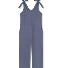 Kids on the moon BLUE MIST OVERALLS