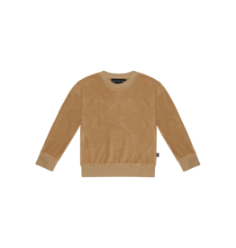 House of Jamie Crewneck Sweater | Apple cider