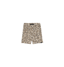 House of Jamie Biker shorts | Apple cider Blossom