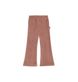 House of Jamie Flared Pants | Baked clay