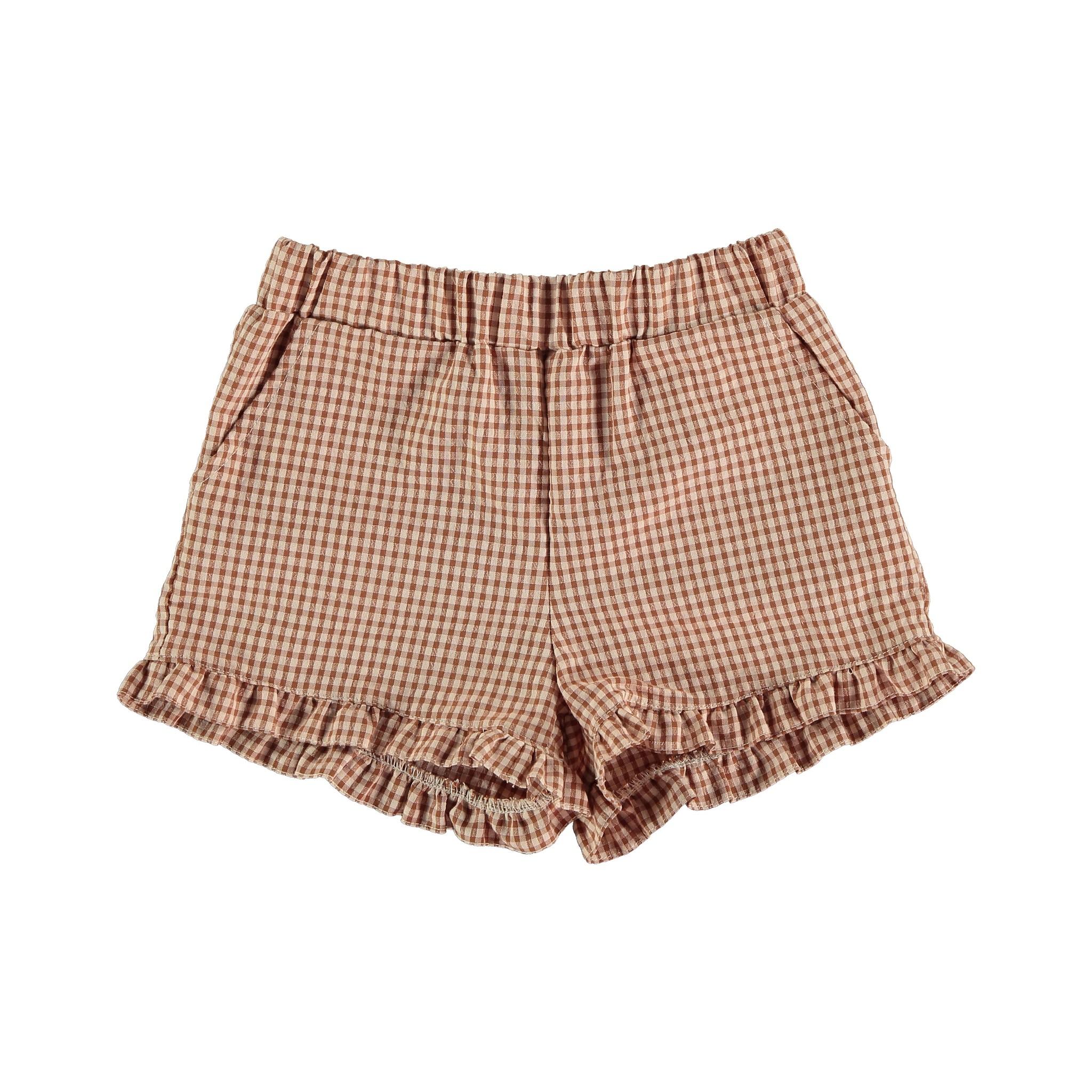 Pinata Pum Shorts | AZÚCAR CLAY SQUARE