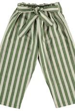 Pinata Pum Pants | PALAZZO KHAKI STRIPED