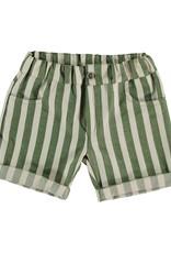 Pinata Pum Shorts | ANCLA KHAKI STRIPED