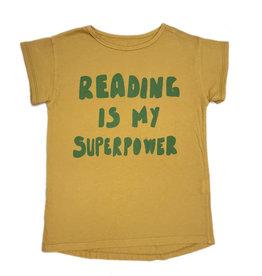Pinata Pum T-shirt | PALMER OCHRE SUPERPOWER