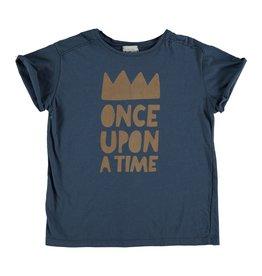 Pinata Pum T-shirt | BALLENATOR BLUE ONCE UPON