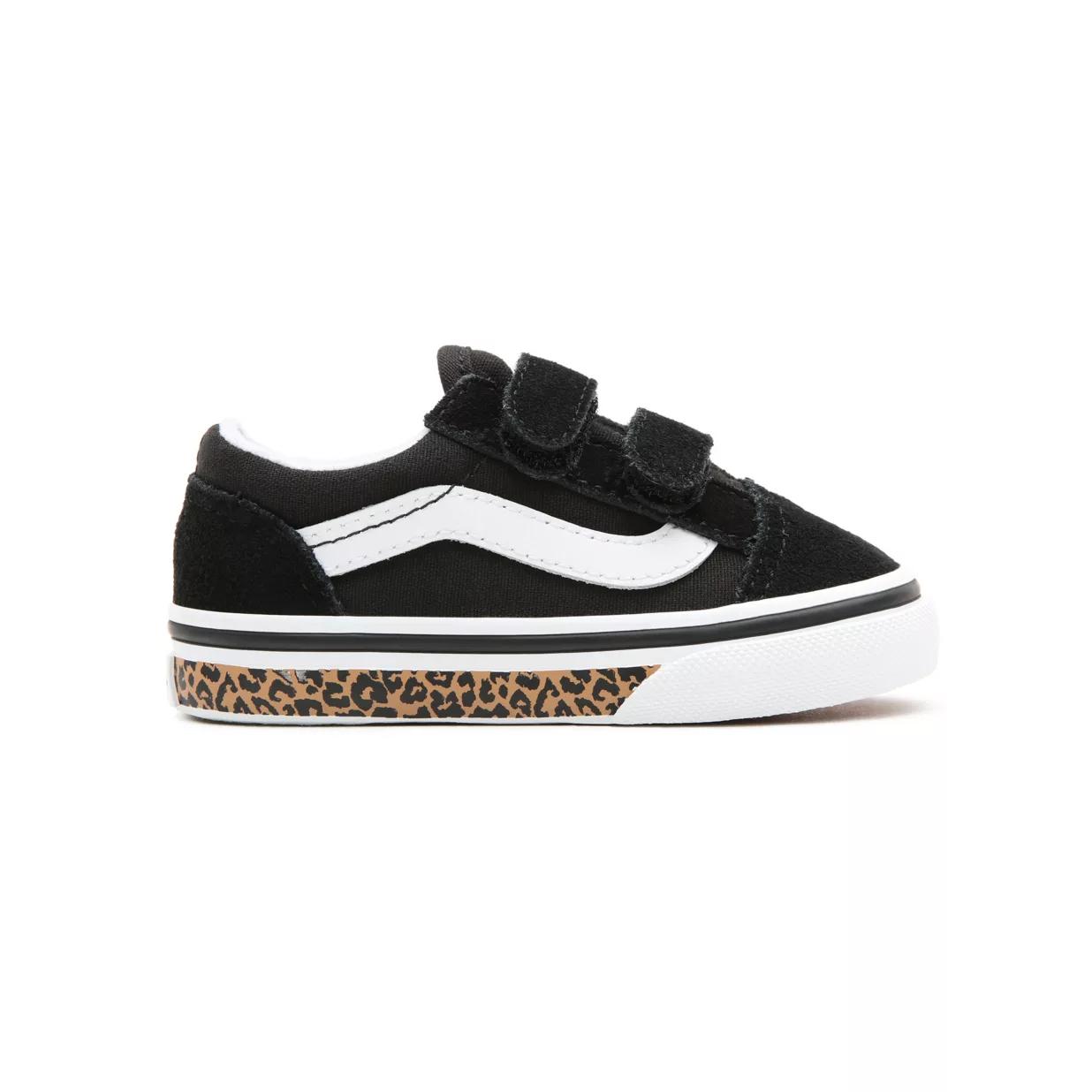 Vans Old Skool V | Animal sidewall leopard