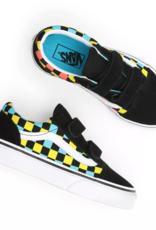 Vans Old Skool V | Neon Glow Check