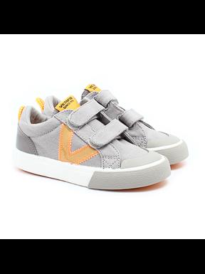 Victoria Lage sneakers   Gris
