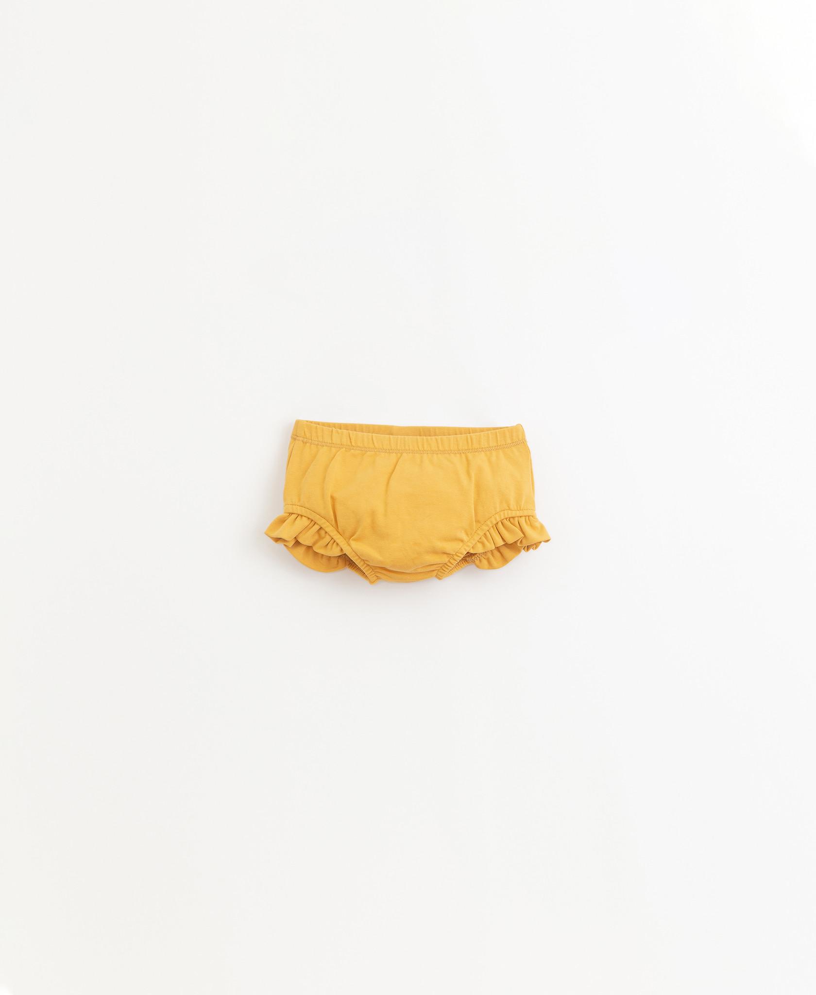 Play-up Lycra jersey underpants | Sunflower