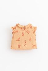 Play-up Printed flame shirt jersey shirt | Teresa