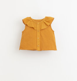 Play-up Mixed top | Hazel