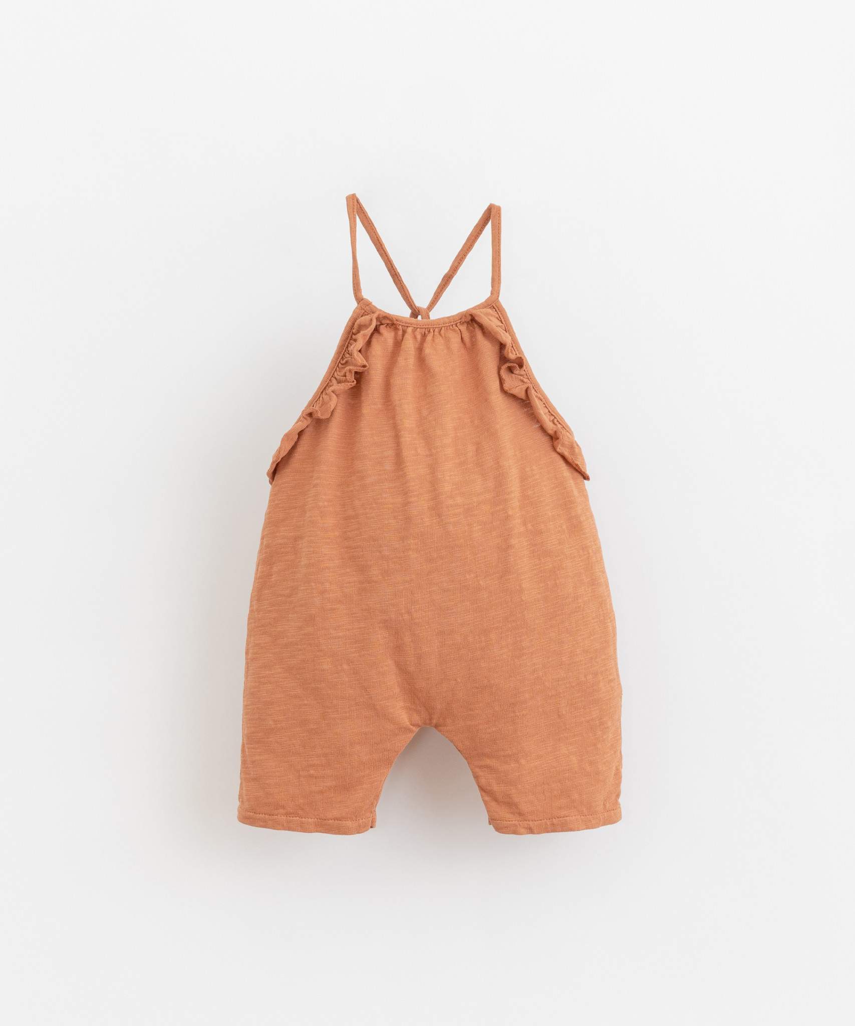 Play-up Flame jersey jumpsuit