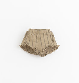 Play-up Striped woven shorts | Joao