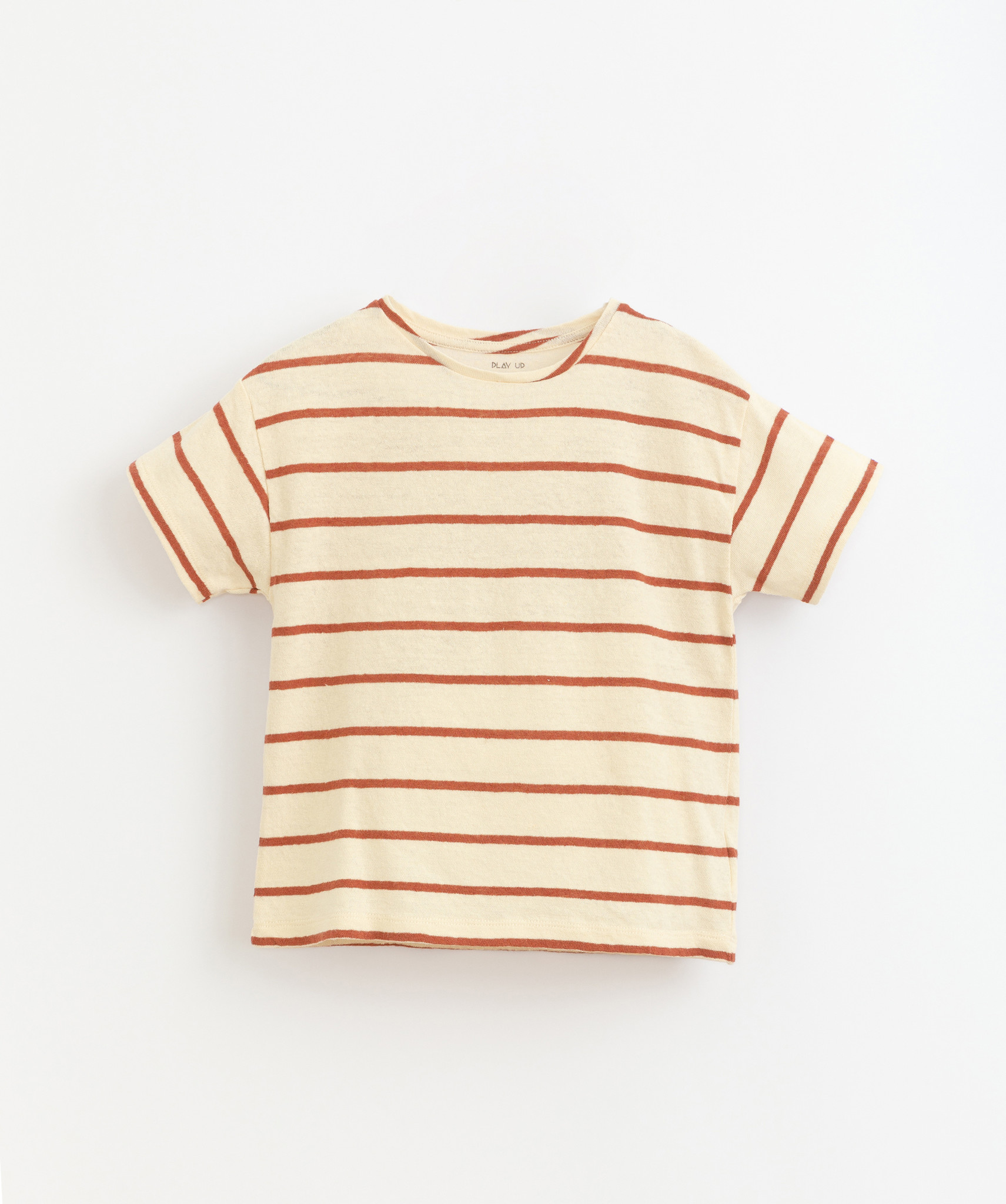 Play-up Striped jersey t-shirt | Farm