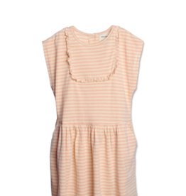 Wander & Wonder Dakota dress | pink stripe