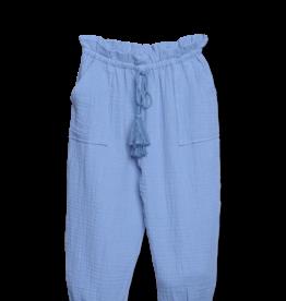Wander & Wonder Crinkle Pants | Midnight