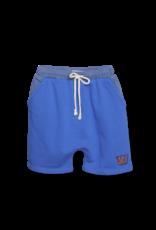 Wander & Wonder Color Block Shorts   Blue