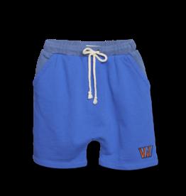 Wander & Wonder Color Block Shorts | Blue