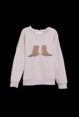 Wander & Wonder Summer Sweatshirt | Mauve