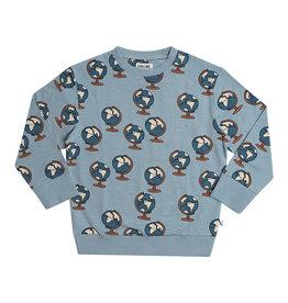 CarlijnQ Globe sweater boy