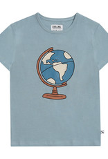 CarlijnQ Globe t-shirt with print