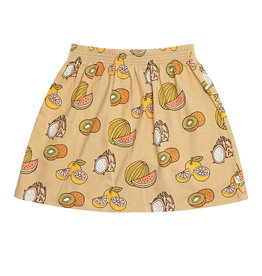 CarlijnQ Summer fruit skirt