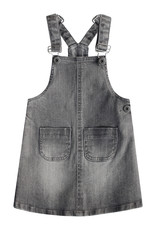 Your Wishes Denim   Pinafore