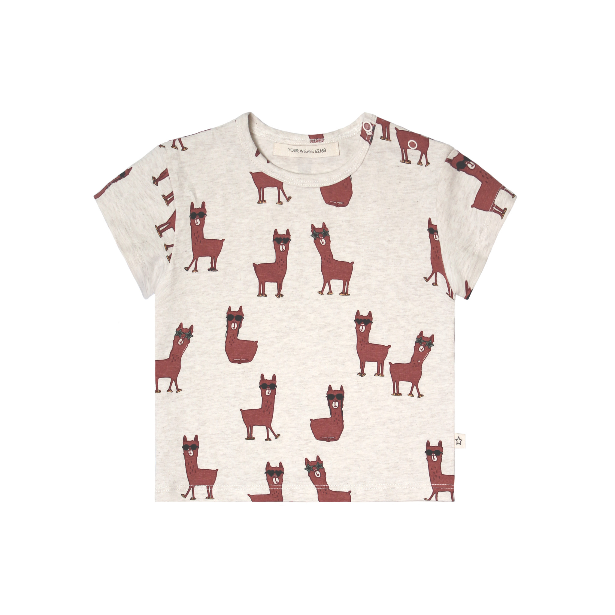 Your Wishes Laidback Lama   Loose Tee