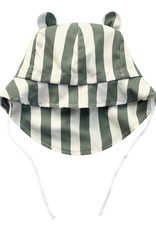 Your Wishes Bold Stripes   Bear Summer Hat