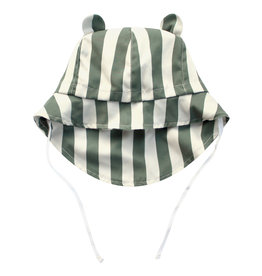 Your Wishes Bold Stripes | Bear Summer Hat